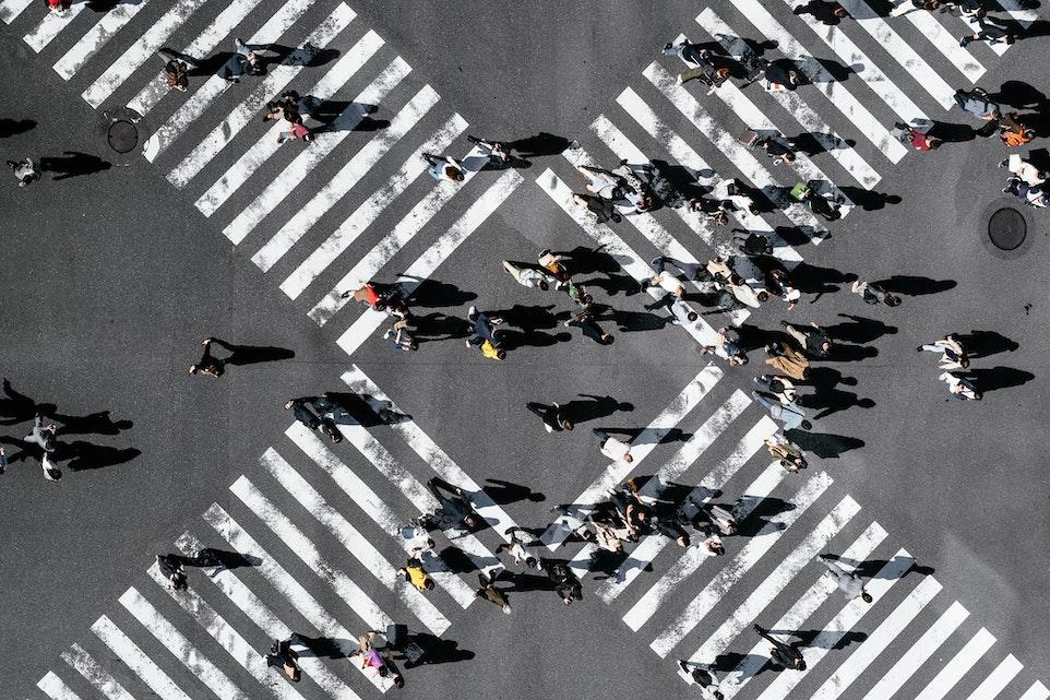 ginzia, crossing, tokyo